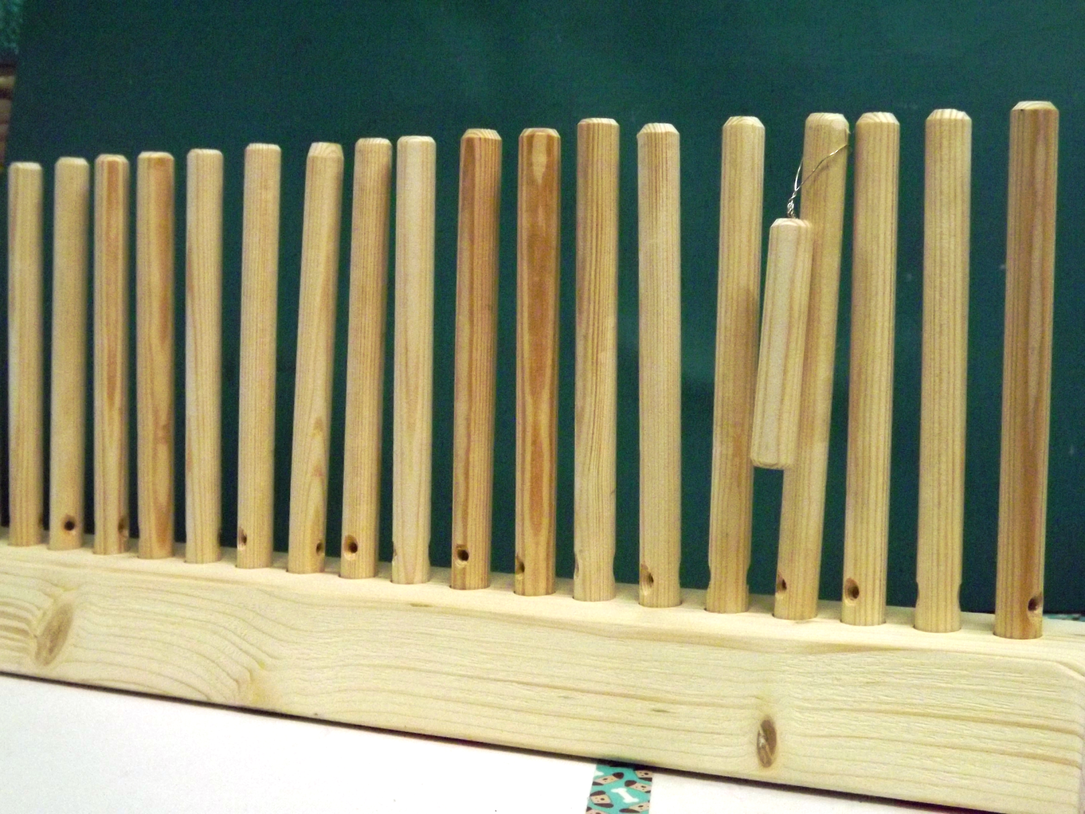 Handcrafted Peg Loom - 36 inch DOUBLE